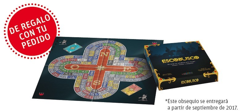Regalo obsequio juego escobusco catequesis PPC 2017